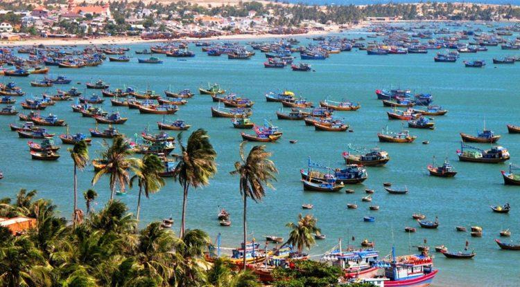 Вьетнам — страна чудес.