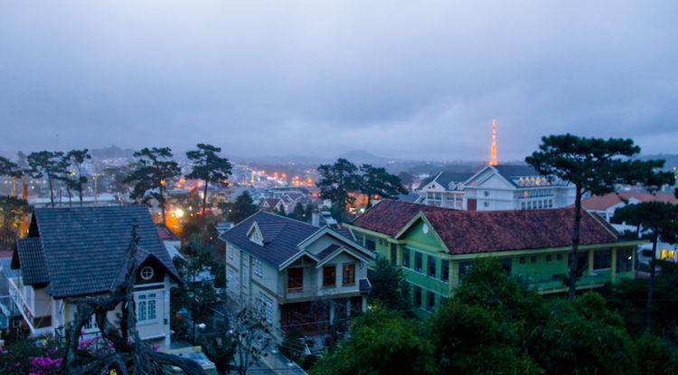 Путешествие в Далат/ Вьетнам