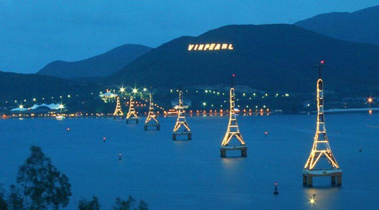 Обзор парка развлечений Vinperal в Нячанге, Вьетнам.