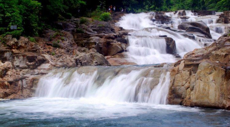 Эко — парк и водопад Янг Бей в окрестностях Нячанга