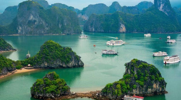 Вьетнам — экзотическая красота страны красного дракона