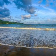 Отдых на берегу Южно-Китайского моря